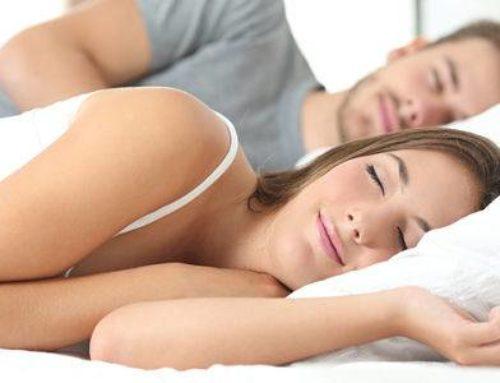 duerme bien cuando tienes dos