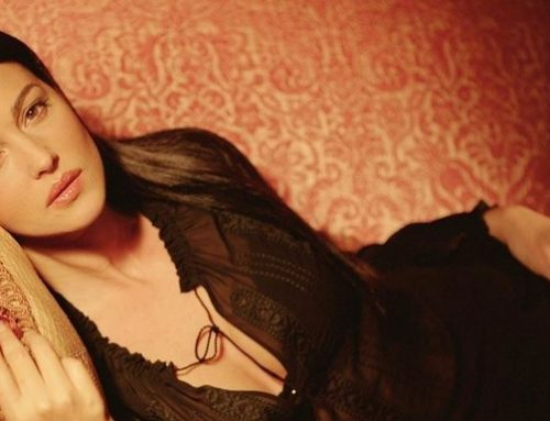Sofrología para eliminar el estrés en Monica Bellucci
